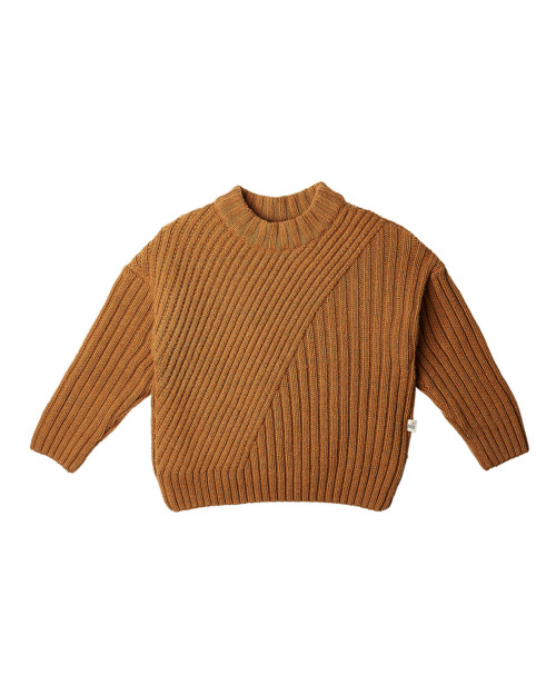Taro Pullover knitted